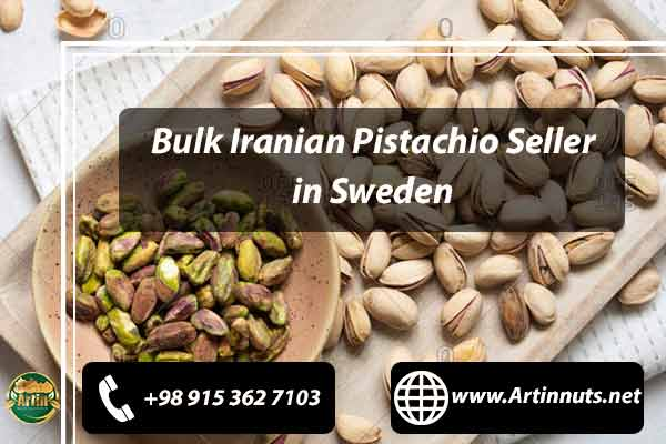 Pistachio Seller in Sweden