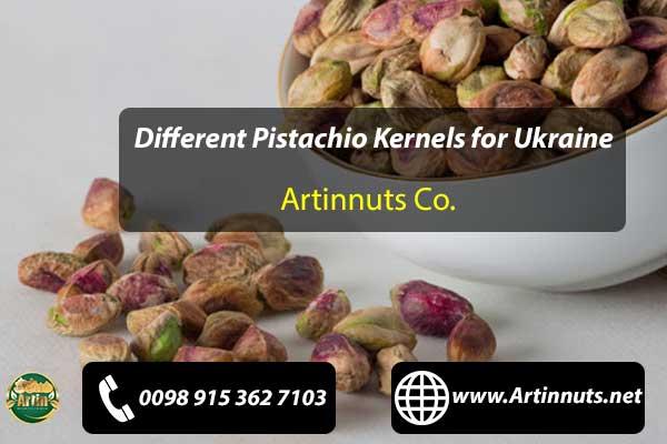 Pistachio Kernels for Ukraine