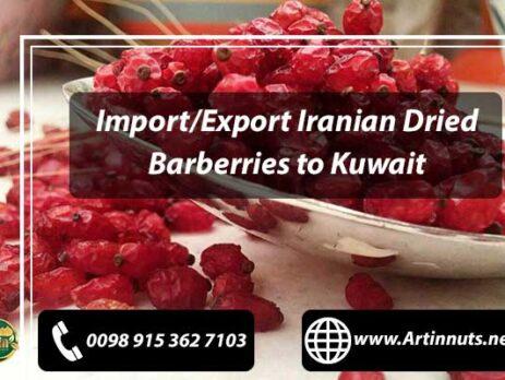 Barberries to Kuwait