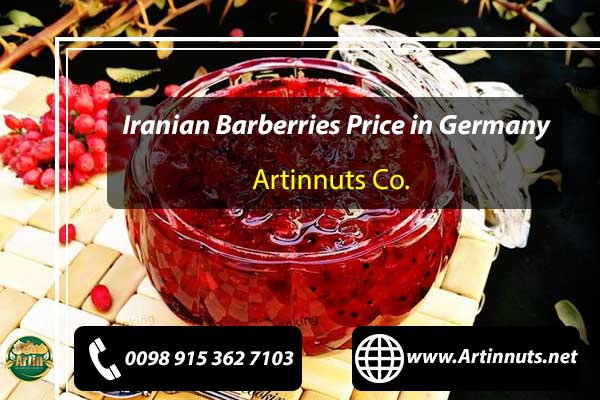 Barberries Price in Germany