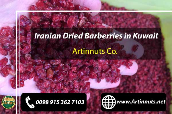 Barberries to Kuwait