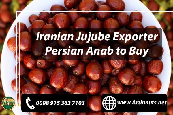 Iranian Jujube Exporter
