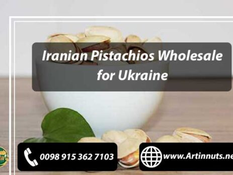 Pistachios Wholesale for Ukraine