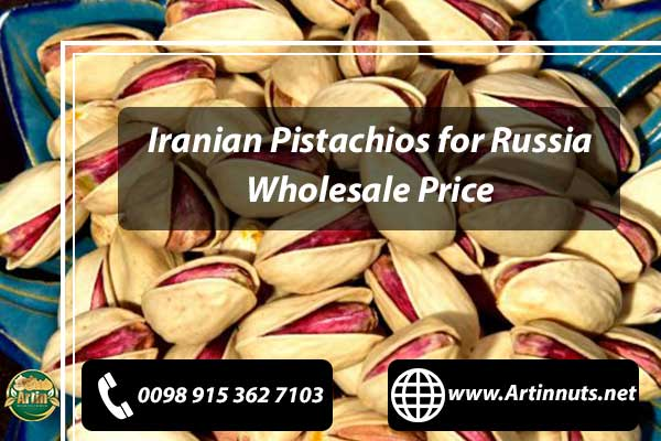 Iranian Pistachios for Russia