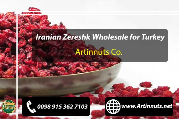 Zereshk Wholesale for Turkey