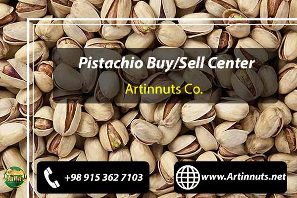Pistachio Buy/Sell Center