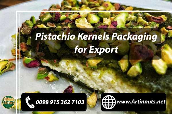 Pistachio Kernels to Oman
