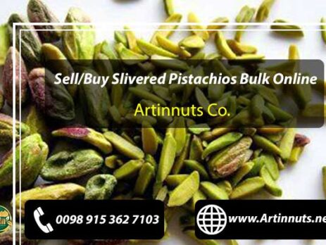 Buy Slivered Pistachios