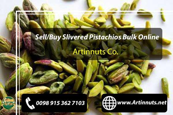 Buy Slivered Pistachios