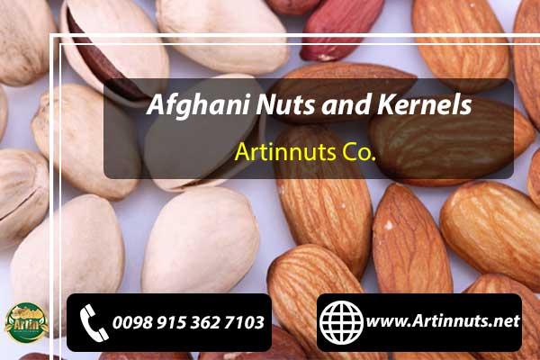 Afghani Nuts