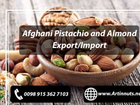 Afghani Pistachio and Almond