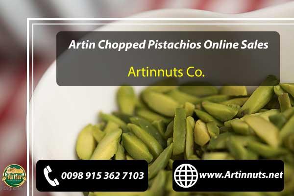 Artin Chopped Pistachios