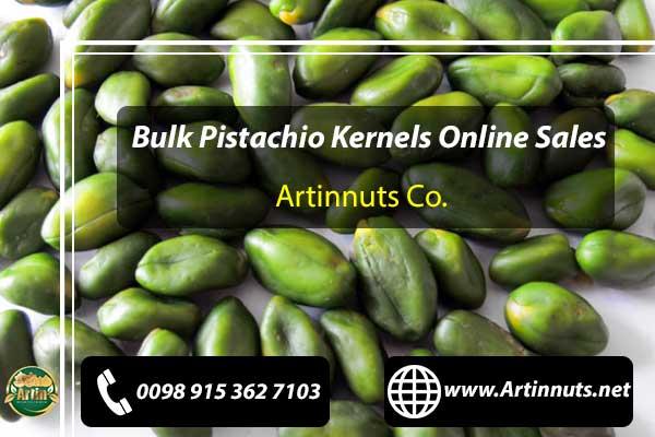 Pistachio Kernels Online Sales