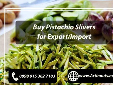 Buy Pistachio Slivers
