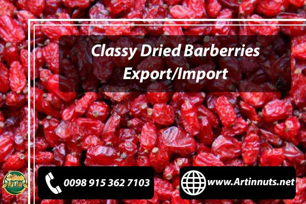 Classy Dried Barberries