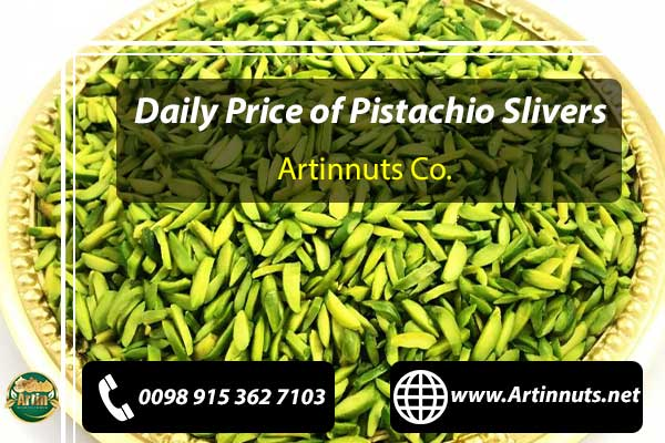 Price of Pistachio Slivers