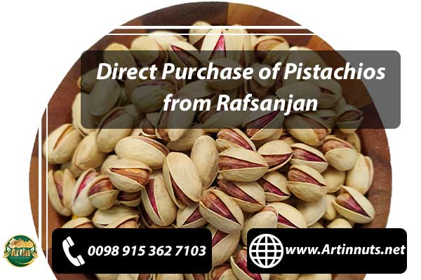 Purchase of Pistachios