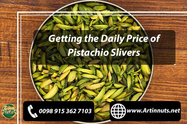 Price of Pistachio Slivers