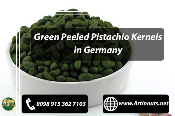 Pistachio Kernels in Germany