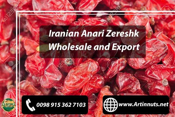 Iranian Anari Zereshk