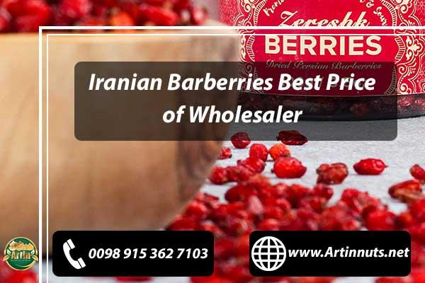 Iranian Barberries Best Price
