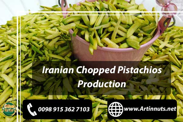Iranian Chopped Pistachios