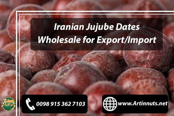 Iranian Jujube Dates