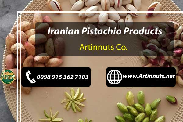Iranian Pistachio Products