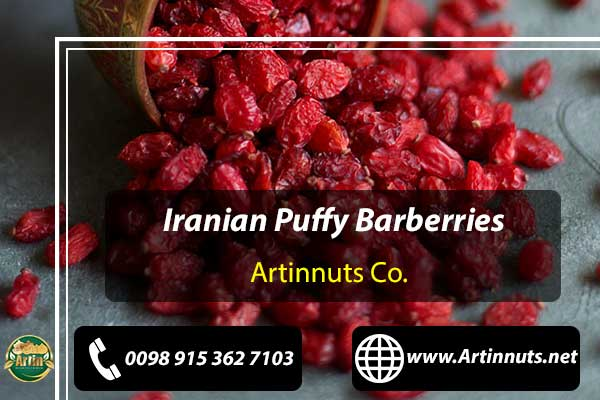 Iranian Puffy Barberries
