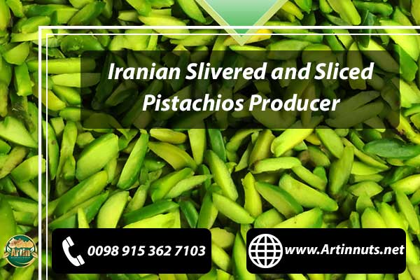 Slivered and Sliced Pistachios