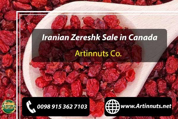 Zereshk Sale in Canada
