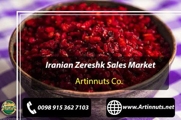 Zereshk Sales Market