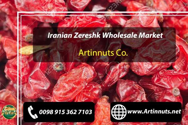 Iranian Zereshk Wholesale