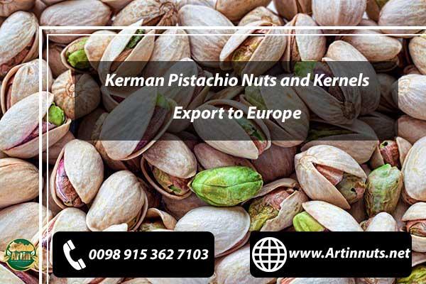 Kerman Pistachio Nuts