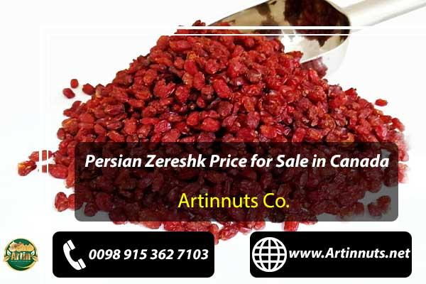 Persian Zereshk Price