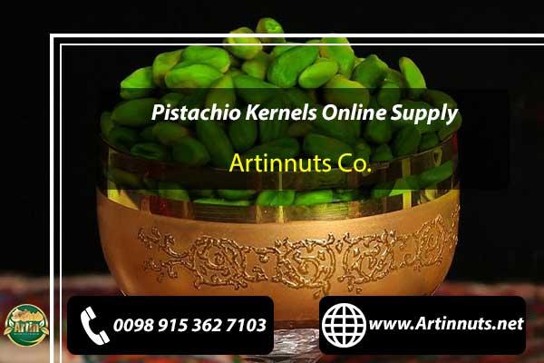 Pistachio Kernels Online Supply