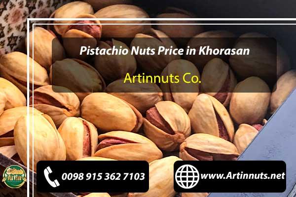 Pistachio Nuts Price