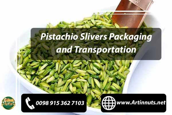 Pistachio Slivers