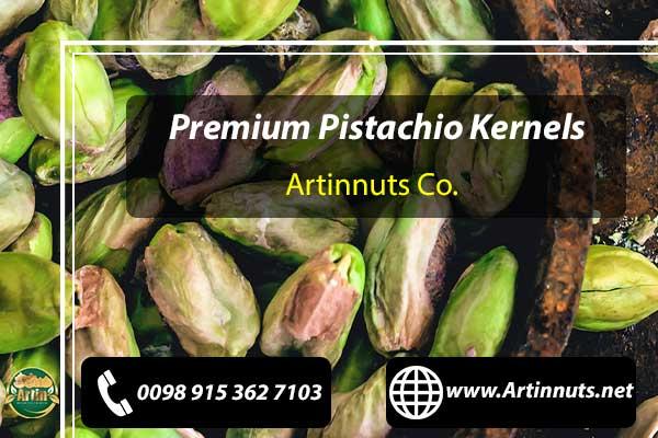 Premium Pistachio Kernels