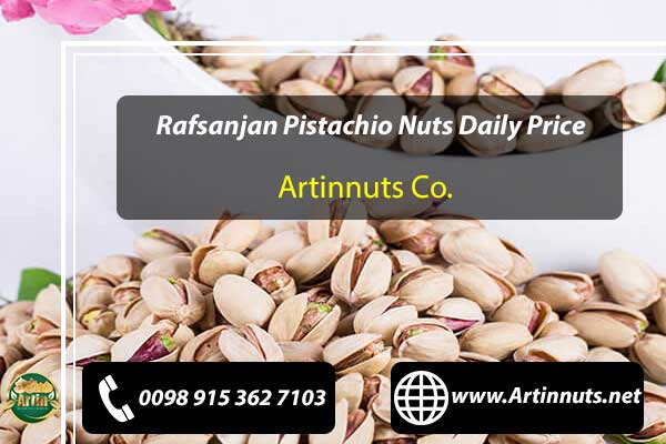 Rafsanjan Pistachio Nuts