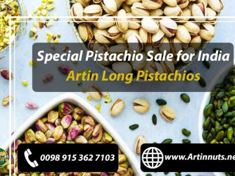 Pistachio Sale for India