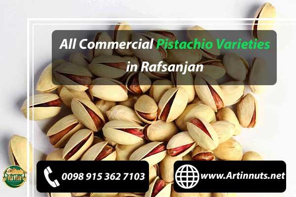 Pistachio Varieties