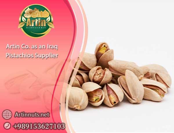 Iraq Pistachios Supplier