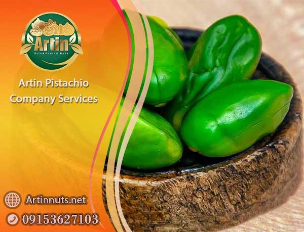 Artin Pistachio Company Services