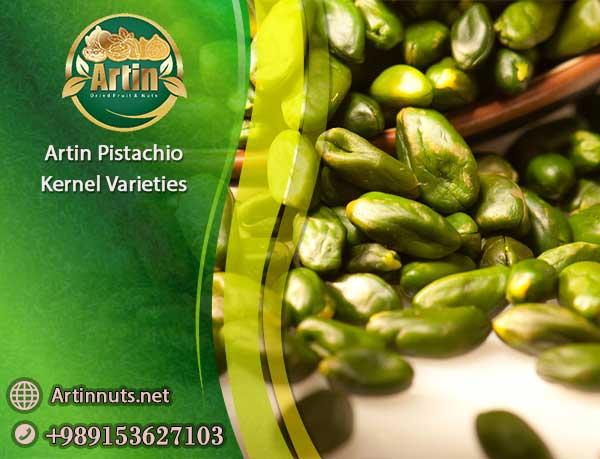 Pistachio Kernel Varieties