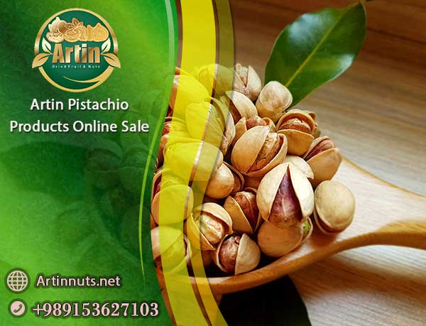 Artin Pistachio Products