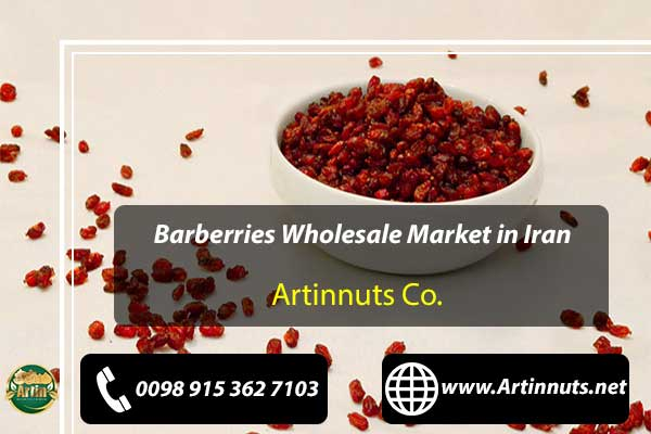 Barberries Wholesale Market