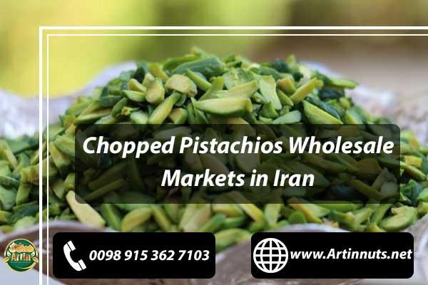 Chopped Pistachios Wholesale