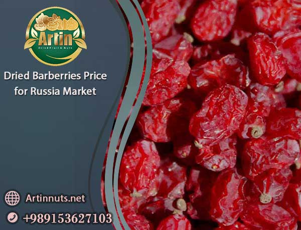 Barberries Price for Russia