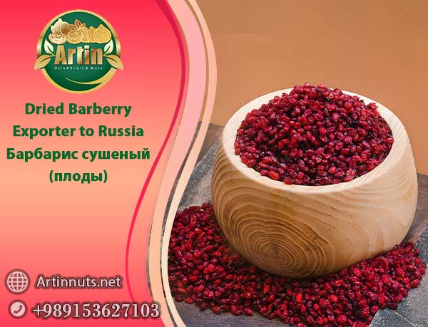 Barberry Exporter to Russia